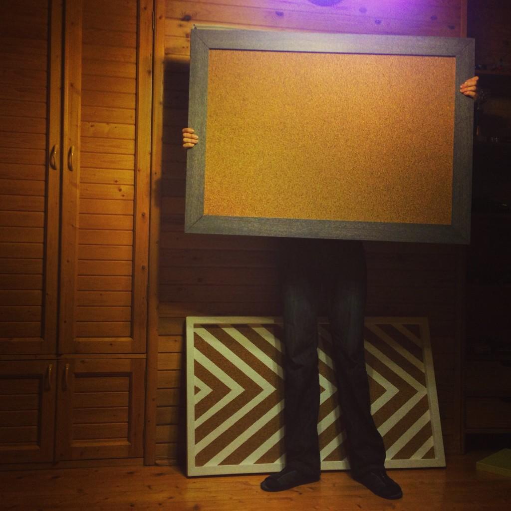 Пробковая доска Corky Boards