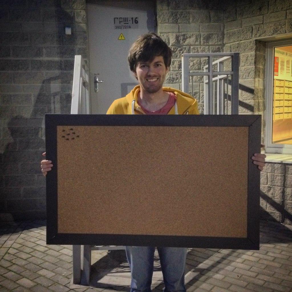 Пробковые доски Corky Boards