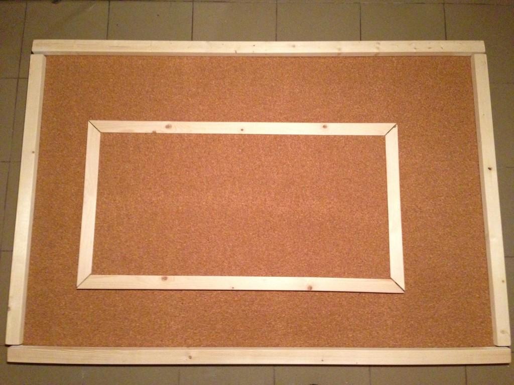 Пробковая доска ручной работы Corky Boards